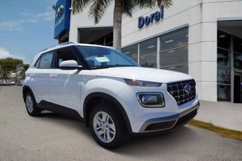2020 Hyundai Venue for sale at DORAL HYUNDAI in Doral FL