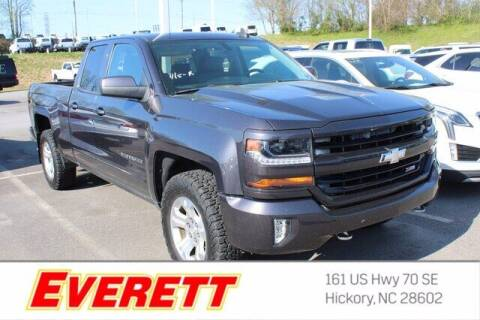 2016 Chevrolet Silverado 1500 for sale at Everett Chevrolet Buick GMC in Hickory NC