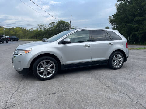 2013 Ford Edge for sale at Adairsville Auto Mart in Plainville GA