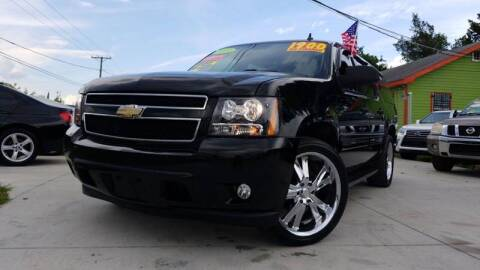 2010 Chevrolet Suburban for sale at GP Auto Connection Group in Haines City FL