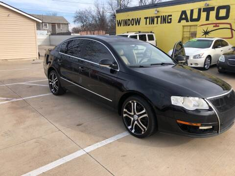 2006 Volkswagen Passat for sale at D & M Vehicle LLC in Oklahoma City OK