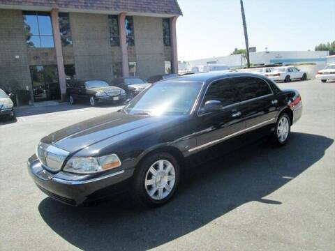2011 Lincoln Town Car for sale at Wild Rose Motors Ltd. in Anaheim CA