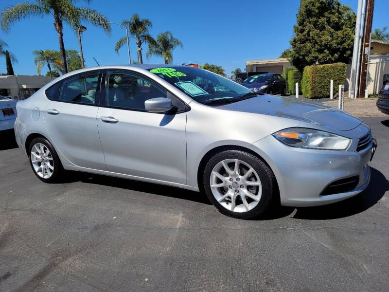 2013 Dodge Dart for sale at Geiman Motors in Escondido CA