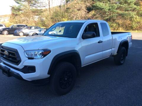 2021 Toyota Tacoma for sale at Route 102 Auto Sales  and Service in Lee MA