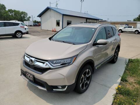 2018 Honda CR-V for sale at CFN Auto Sales in West Fargo ND
