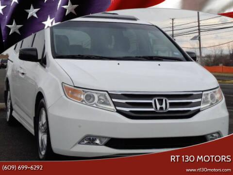 2011 Honda Odyssey for sale at RT 130 Motors in Burlington NJ