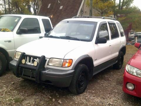 2002 Kia Sportage for sale at WEINLE MOTORSPORTS in Cleves OH