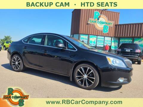 2016 Buick Verano for sale at R & B Car Co in Warsaw IN