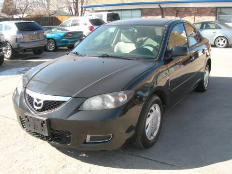 2008 Mazda MAZDA3 for sale at Springs Auto Sales in Colorado Springs CO
