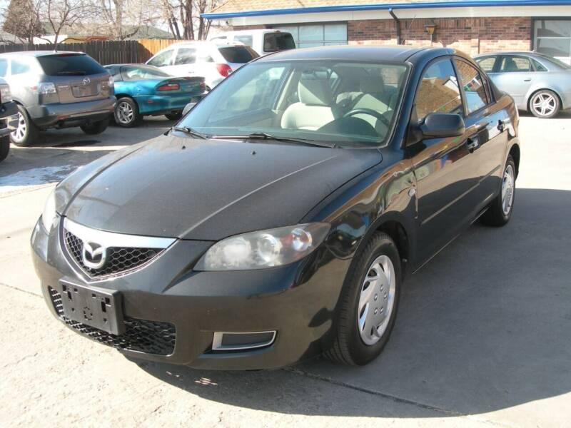 2008 Mazda MAZDA3 for sale at Springs Auto Sales in Colorado Springs CO