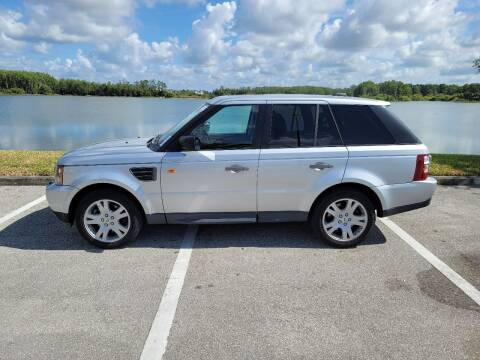 2006 Land Rover Range Rover Sport for sale at Car One in Essex MD