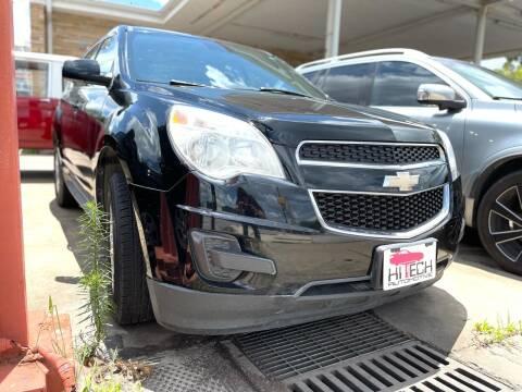 2013 Chevrolet Equinox for sale at Hi-Tech Automotive - Congress in Austin TX