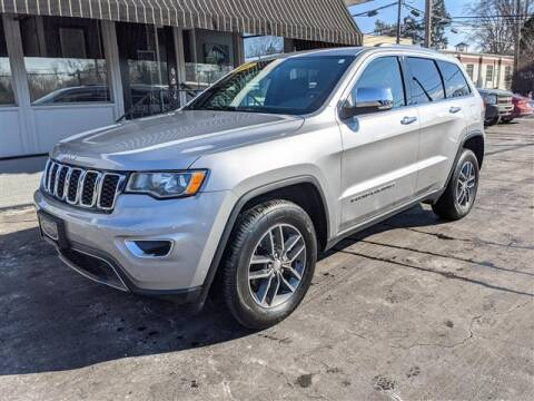 2017 Jeep Grand Cherokee for sale at GAHANNA AUTO SALES in Gahanna OH