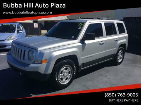 2012 Jeep Patriot for sale at Bubba Hill Auto Plaza in Panama City FL