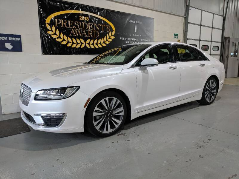 2017 Lincoln MKZ for sale at LIDTKE MOTORS in Beaver Dam WI