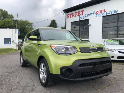 2017 Kia Soul for sale at Street Visions in Telford PA