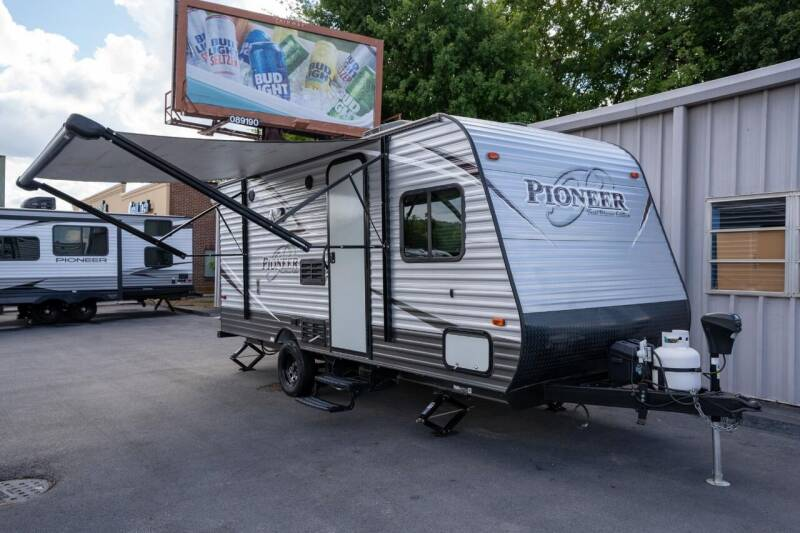 2018 Heartland Pioneer 175BH for sale at Big Frog Auto in Cleveland TN