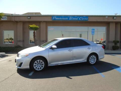 2013 Toyota Camry for sale at Family Auto Sales in Victorville CA