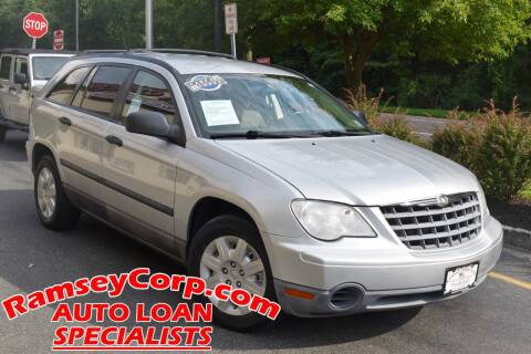 2008 Chrysler Pacifica for sale at Ramsey Corp. in West Milford NJ