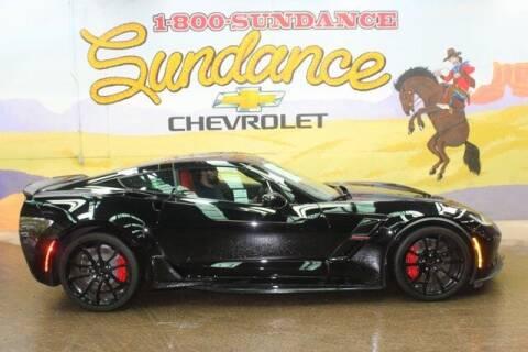 2019 Chevrolet Corvette for sale at Sundance Chevrolet in Grand Ledge MI