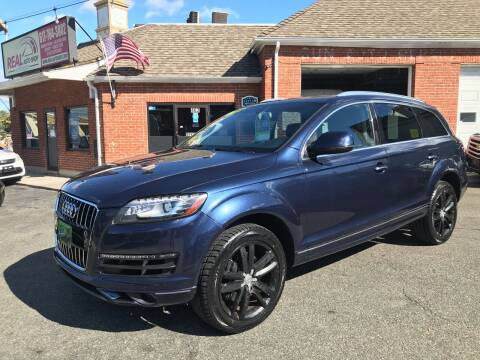 2013 Audi Q7 for sale at Real Auto Shop Inc. in Somerville MA