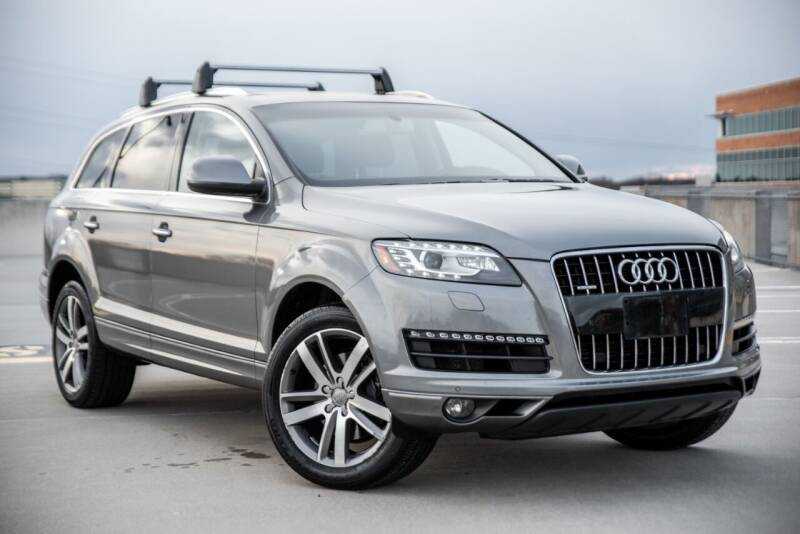 2015 Audi Q7 for sale at Car Match in Temple Hills MD