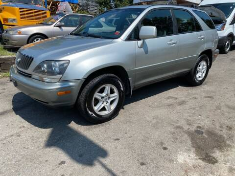 1999 Lexus RX 300 for sale at White River Auto Sales in New Rochelle NY