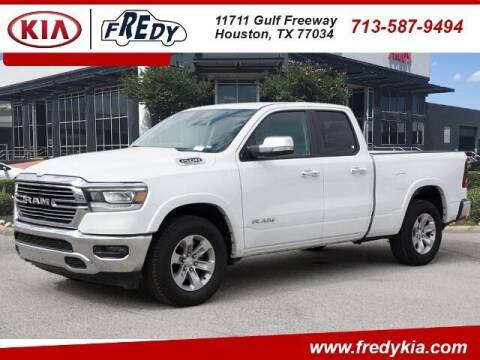 2020 RAM Ram Pickup 1500 for sale at FREDY KIA USED CARS in Houston TX