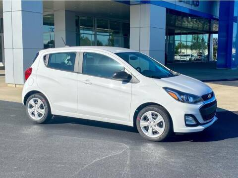 2022 Chevrolet Spark for sale at Burns Chevrolet of Gaffney in Gaffney SC