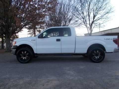 2014 Ford F-150 for sale at A & P Automotive in Montgomery AL