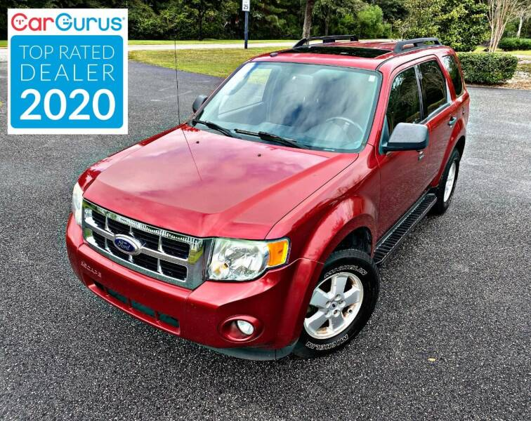 2009 Ford Escape for sale at Brothers Auto Sales of Conway in Conway SC