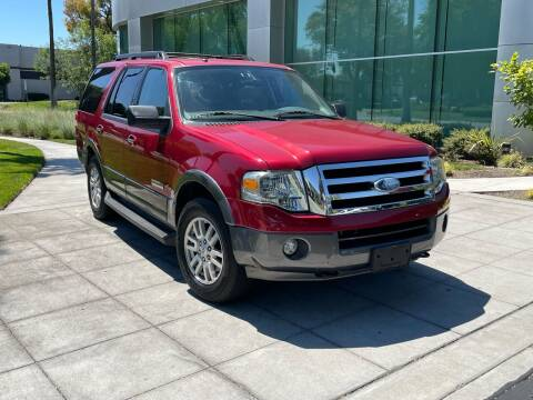 2007 Ford Expedition for sale at Top Motors in San Jose CA