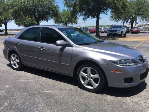 2006 Mazda MAZDA6 for sale at TETCO AUTO SALES  / TETCO FUNDING in Dallas TX
