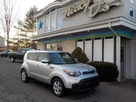 2019 Kia Soul for sale at Nicky D's in Easthampton MA