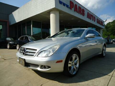 2009 Mercedes-Benz CLS for sale at Pars Auto Sales Inc in Stone Mountain GA