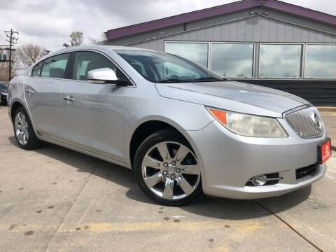 2010 Buick LaCrosse for sale at Colorado Motorcars in Denver CO