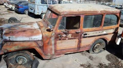 1946 Willys Jeep for sale at Haggle Me Classics in Hobart IN