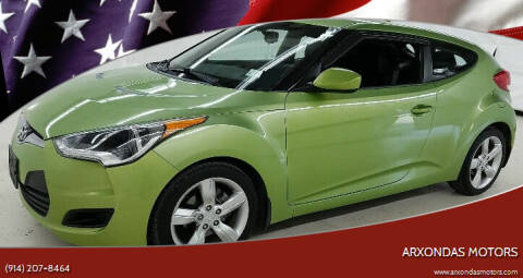 2012 Hyundai Veloster for sale at ARXONDAS MOTORS in Yonkers NY