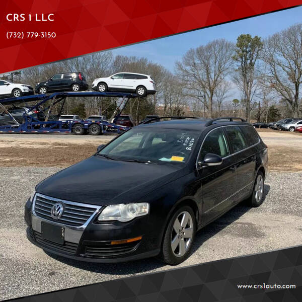2008 Volkswagen Passat for sale at CRS 1 LLC in Lakewood NJ