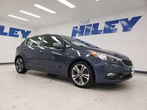 2016 Kia Forte5 for sale at HILEY MAZDA VOLKSWAGEN of ARLINGTON in Arlington TX