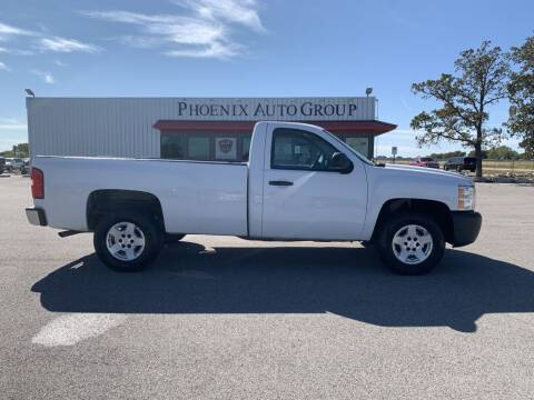2013 Chevrolet Silverado 1500 for sale at PHOENIX AUTO GROUP in Belton TX