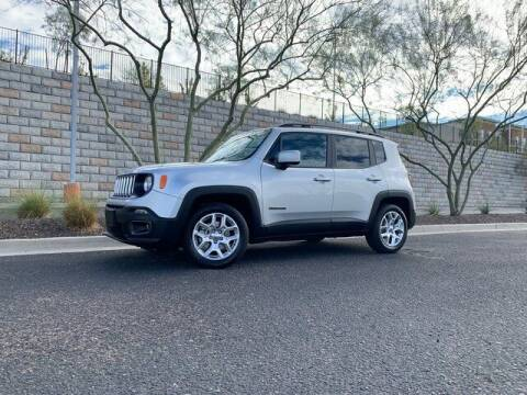 2018 Jeep Renegade for sale at AUTO HOUSE TEMPE in Tempe AZ