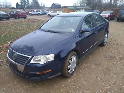 2007 Volkswagen Passat for sale at Seneca Motors, Inc. (Seneca PA) - SHIPPENVILLE, PA LOCATION in Shippenville PA