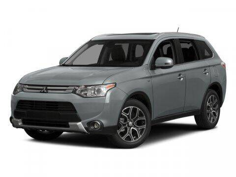2015 Mitsubishi Outlander for sale at Mike Murphy Ford in Morton IL