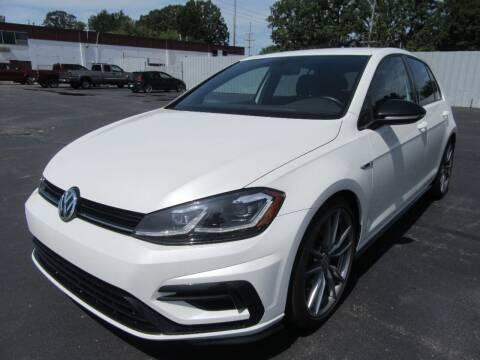 2018 Volkswagen Golf R for sale at Uneek Auto Group LLC in Burton MI