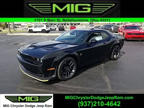 2021 Dodge Challenger for sale at MIG Chrysler Dodge Jeep Ram in Bellefontaine OH