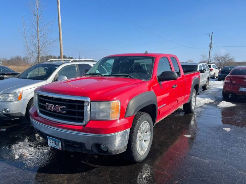 2008 GMC Sierra 1500 for sale at Pine Auto Sales in Paw Paw MI