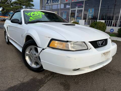 2000 Ford Mustang for sale at Xtreme Truck Sales in Woodburn OR