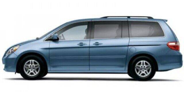 2006 Honda Odyssey for sale at The Back Lot in Lebanon PA