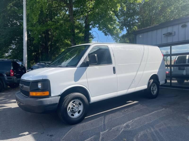 2015 Chevrolet Express Cargo for sale at Luxury Auto Company in Cornelius NC